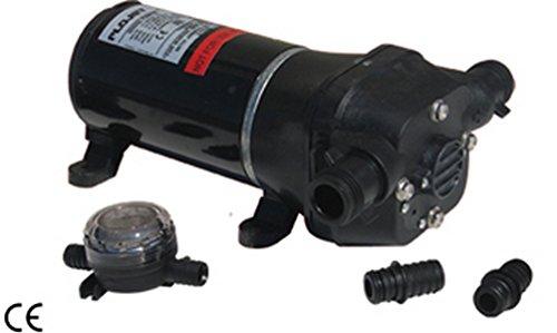 FLOJET Pumpe JABSCO R4125 für Gasöl und ÖLHALTIGEM Wasser BOOTFAHREN liefert -