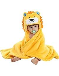 Flying Hedwig Unisexe Enfant bébé Fille Garçon Animaux Capuchon Pyjama  Combinaison Onesie Jumpsuit Capuche de Flanelle 76ddda0620f