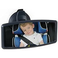 Hauck Watch Me Specchietto Retrovisorio Controllo Bambini, Specchio Auto Bambino, Specchietto Regolabile Neonato per Sicurezza