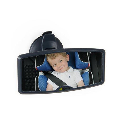 Hauck Watch Me 2 - Espejo para parabrisas, uso para sillas de auto en dirección marcha, ventosa con gran sujeción, materiales de calidad