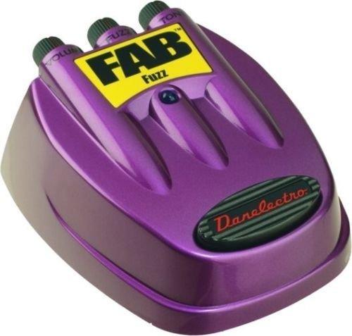Danelectro Fab D7Fuzz Distortion 600MS Vintage Style