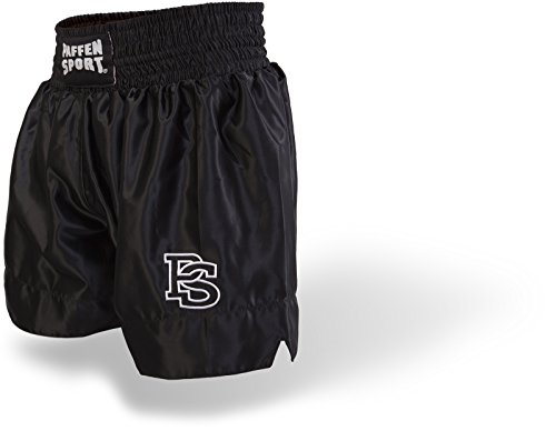 Paffen Sport THAI Trainingsshort; schwarz; GR: - Boxing Frauen Shorts