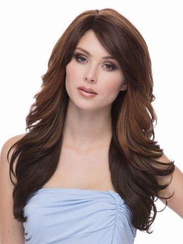 Femelle non-mainstream perruque aux cheveux bouclés mode européenne avec soins de long cheveux bouclés perruque perruque Kit , set