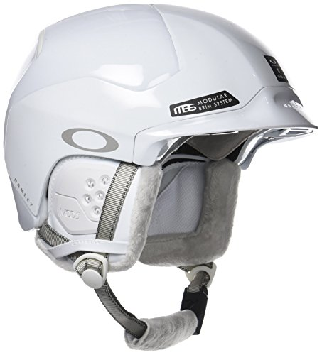Oakley Mod5MIPS Skihelm Damen, Damen, Mod5 MIPS, Polished White