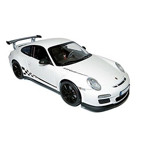 Norev - 187561 - Porsche 911 Gt3 Rs - 2010 - Echelle 1/18 - Blanc