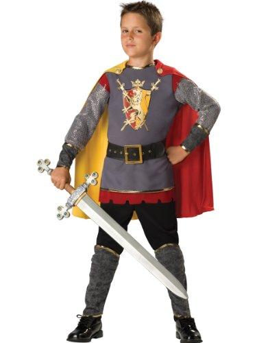 Incharacter Kost-me IC17006-S Child Loyal Ritter-Kost-m (Drachen Kostüme Childrens)