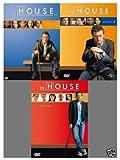 Dr. House - Season 1-3 (18 DVDs)