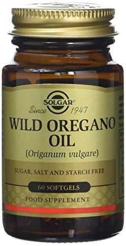 Solgar Wild Oregano Oil Softgels - Pack of 60 Test