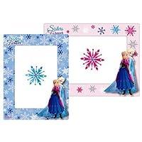 KIDS LICENSING Portafotos Frozen Disney madera surtido