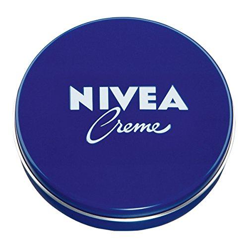 Nivea, Crema per tutto il corpo, confezione di latta, 250 ml, 4 pz.