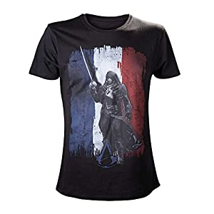 Assassin's Creed Unity Tricolore T-Shirt (grau)