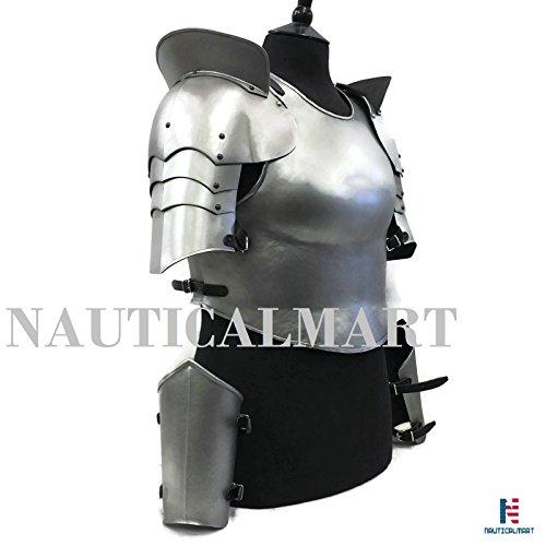 nauticalmart weiblich Mittelalter oberen Geschirr Body Armour ()