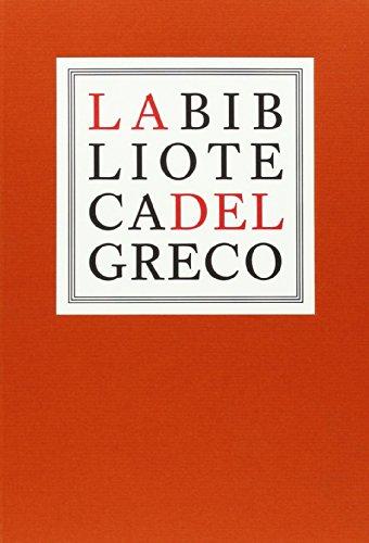 La Biblioteca Del Greco