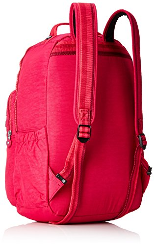 Imagen de kipling  seoul up   grande  cherry pink mix  rosa  alternativa