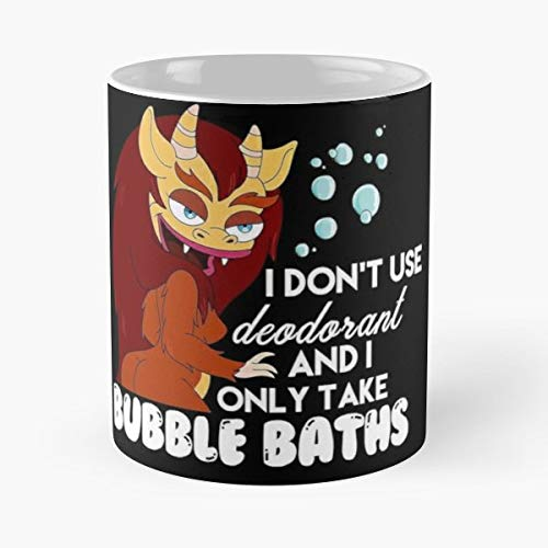 Big Mouth Netflix Hormone Monstress - Best Gift Coffee Mugs 11 Oz