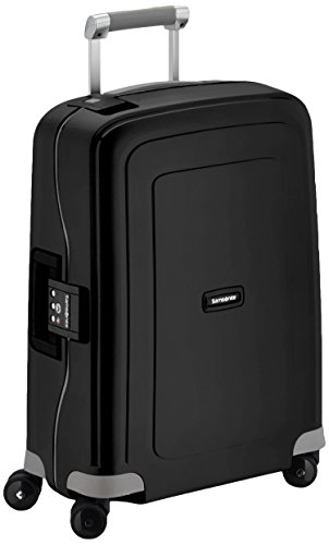 Samsonite Hand Luggage, 34 Liters, 55X40X20 cm,Black