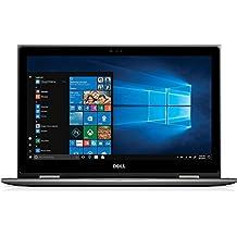 Dell Inspiron 15 5000 15.6-inch Full-HD Ips Touchscreen 2-in-1 Convertible Laptop PC, 8th Gen Intel Quad Core I7-8550U Processor, 8GB RAM, 256GB SSD, Bluetooth, Backlit Keyboard, Win 10