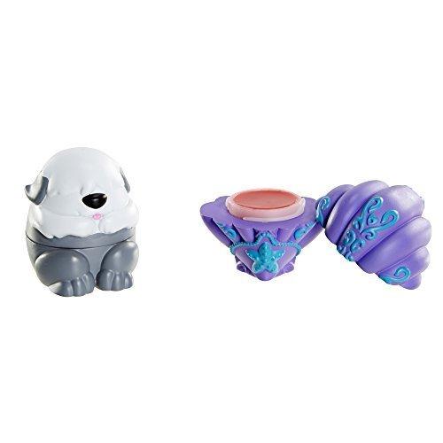 Disney Princess Little Kingdom Fairytale Friends Ariel Lipgloss - Shell & Max Pretend Makeup by Disney Princess