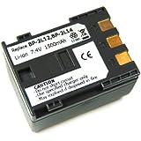 Batterie pour BP-2L12 Canon Li-Ion dunkelgrau 1500mAh PQ