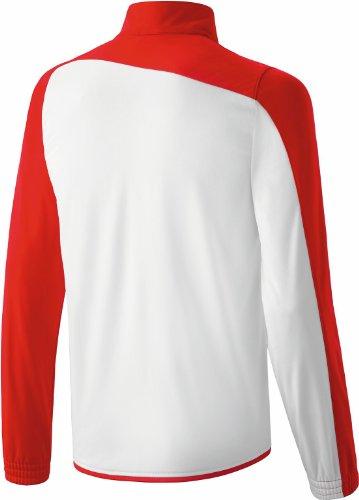 erima Herren Polyesterjacke Club 1900 weiß/rot