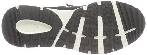 KangaROOS - Tiska, Stivali a metà polpaccio con imbottitura leggera Donna Nero (Nero (black 500))