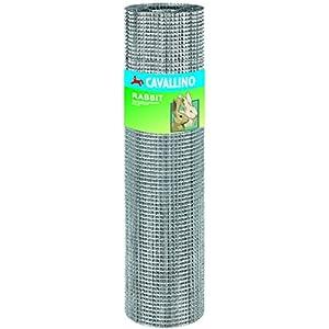 Blinky 66705 Kaninchendraht/Maschendraht, verzinkt, 6,3x6x3, F 0,55, 5m, 50cm