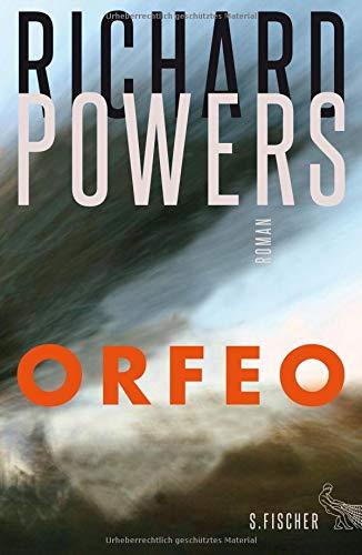 Buchseite und Rezensionen zu 'Orfeo (Literatur international)' von Richard Powers