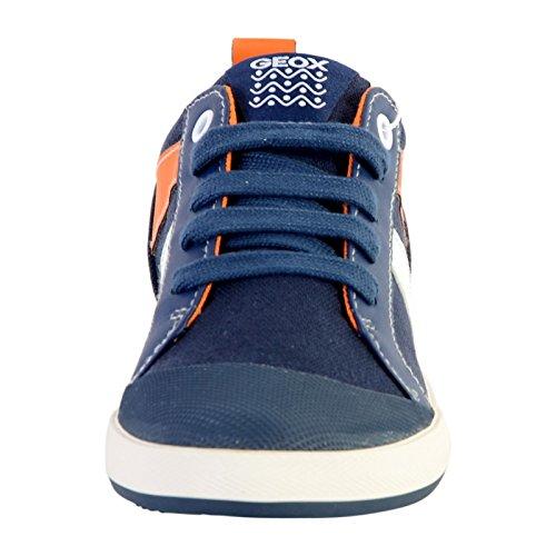 Geox Basket enfant J Kiwi B. N Bleu