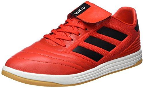 adidas Copa Tango 17.2 Tr, Scarpe da Calcio Uomo Rosso (Red/core Black/crystal White)