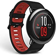 (Renewed) Amazfit Pace A1612 Multisport Smartwatch (Black)