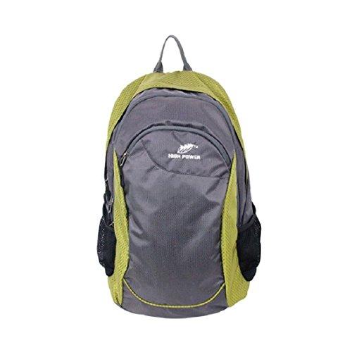 Z&N 30-35 Liter Fassungsvermögen leichter Outdoor-Freizeit-Rucksack wasserdichte und langlebige Schüler-Tasche Multifunktions-Sport-Fitness-Laufgepäck Tasche B
