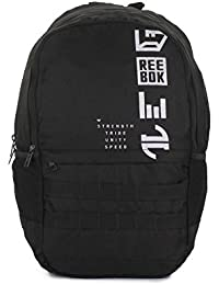 d06a6fe531 Reebok Synthetic 52 cms Black Children s Backpack (CG0443)
