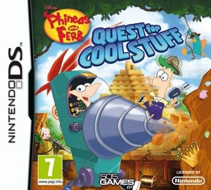Phineas & Ferb : Quest for Cool Stuff (Nintendo DS) [UK IMPORT]