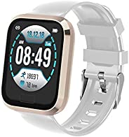 OPTA SB-157 Lipperta Bluetooth Heart Rate + Sleep Monitor Compatible with Android/iOS Smart Phones for Unisex