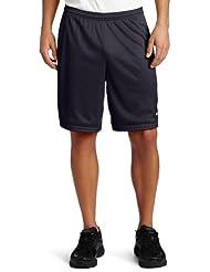 Champion largo de malla pantalones cortos para hombre con bolsillos