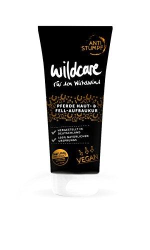 Wildcare 69011 Haut- und Fell- Aufbaukur Anti STUMPF, 100% VEGAN und zertifizierte Tierpflege, Bio-Rohstoffe