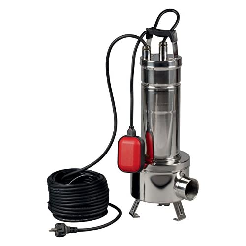 DAB Feka VS 750 M-A – Stainless Steel Juicer Submersible Pump with Float for Waste Water Drainage 0.75 kW/1 HP 1-Phase