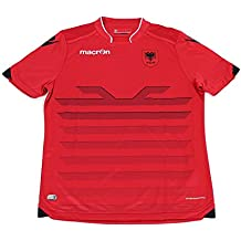 Albania 2016 Home Soccer Jersey