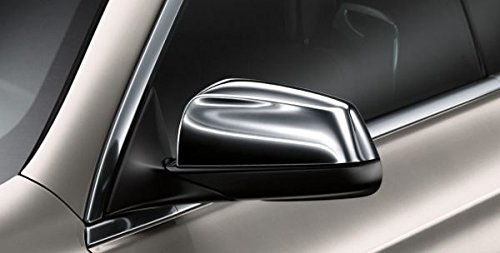 Left BMW-Wing, specchio, cromato (51 16 2 165)
