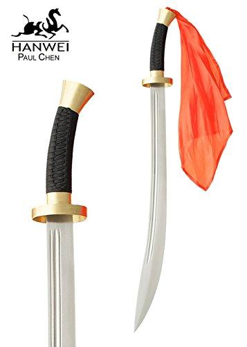 Dao Schwert Ochsenschwanz + scharf + echt von Hanwei
