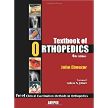 (OLD)TEXTBOOK OF ORTHOPEDICS WITH CLINICAL EXAMINATION METHODS IN ORTHOPEDICS