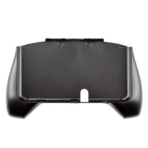Gam3Gear Schwarz Handgriff-Griff mit St?nder für Nintendo New 3DS (Xbox Monster High Spiele, 360)