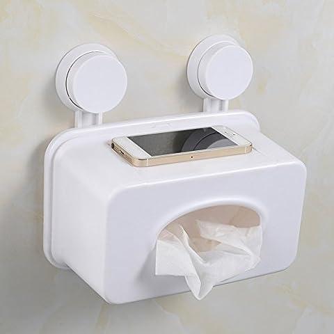 A parete scatola del tessuto Toilet Toilet Paper Box forte