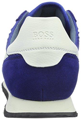 Boss Orange Adrenal_Runn_Ny 10193512 01, Baskets Basses Homme Bleu (Medium Blue 420)