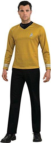 (Captain Kirk Herrenkostüm aus Star Trek, Größe:M)