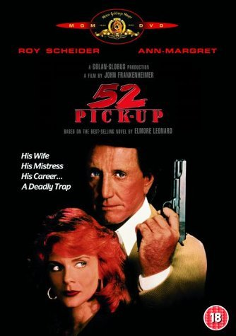 52 Pick Up [DVD] by Roy Scheider (Infinity Pickups)