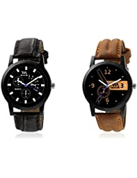 Watch Me Stylish Watches For Boys And Men Combo Gift Set - B074DZ1M36
