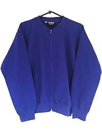 Logo Sports niño chaqueta de chándal. Azul real. Disponible en varios tamaños.
