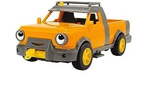 Simba Dickie 203134003Bob el Constructor hubi Juego BDB de acción Team Tread, Naranja