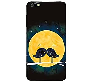 perfect print Back cover for Huawei Honor 4X